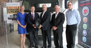 Tri Truck Centre_Hino Dealer of the Year