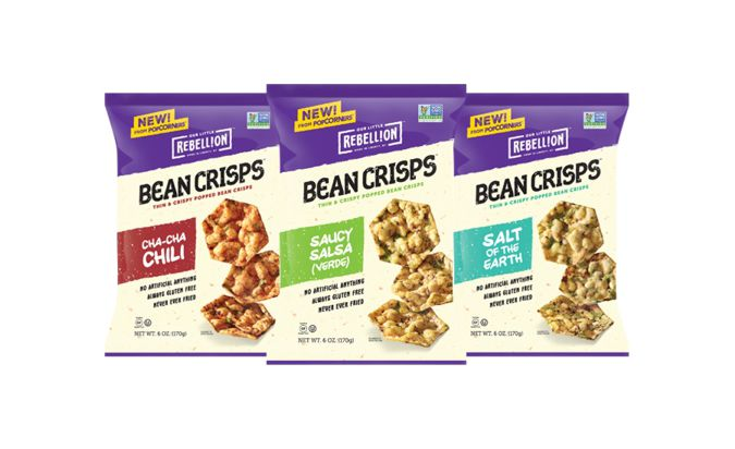 New Product Showcase Bean Crisps Western Grocer