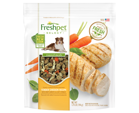 Freshpet Brings Fresh Refrigerated Meals To The Pet Food